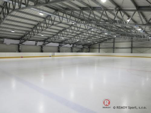 JL Aréna - hokejové mantinely EURO EXTRA - červen 2014 - SK - Pro nový projekt, který nese jméno reprezentačního brankáře  Jána...