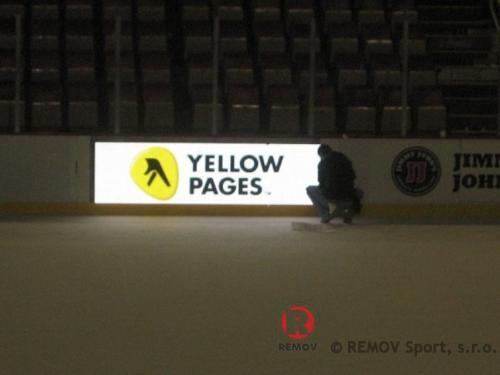 Lodowiska LED -