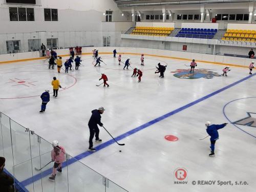 Dlaší hokejové mantinely EURO EXTRA - Duben 2021 -  - Další z řady hokejových mantiely EURO EXTA od naší společnosti...