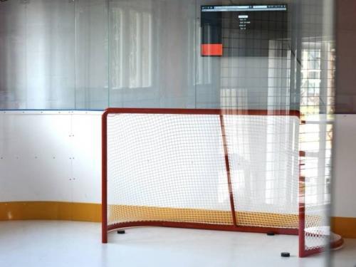 Training center - hokejové mantinely EURO EXTRA - Pro našeho klienta jsme realizovali hokejové mantinely pro...