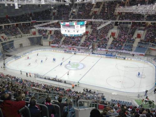 Mistrovství světa v ledním hokeji 2015 - Krakow -  V Krakovské aréně se mohou pochlubit profesionálními...