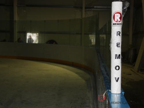 Hokejové manrinely - ZS Hamuliakovo - březen 2010 - SK -  V únoru jsme úspěšně postavili a předali nové hokejové...