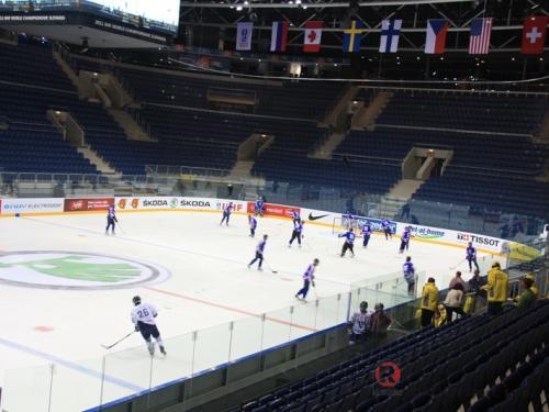 Hokejové mantinely - MS 2011, Bratislava - září 2010 - SK -   Jak jistě všichni hokejoví fanoušci vědí, bude se...