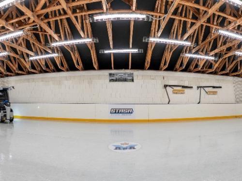 Malá hokejová aréna 2021 - Pro soukromého investora realizace HOKEJOVÉ ARENY - ...