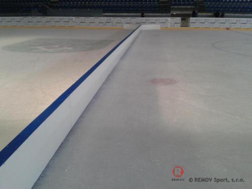 Mantinely pro minihokej - Schwenningen (Německo) - srpen 2012 - DE - Mantinely pro minihokej pro Schwenninger ERC - Německo