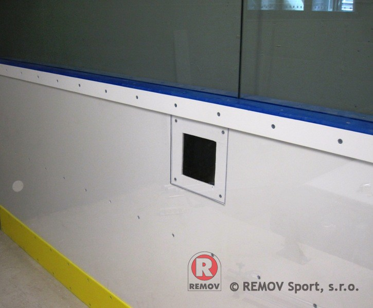 Atypical boards - test center, high-speed camera