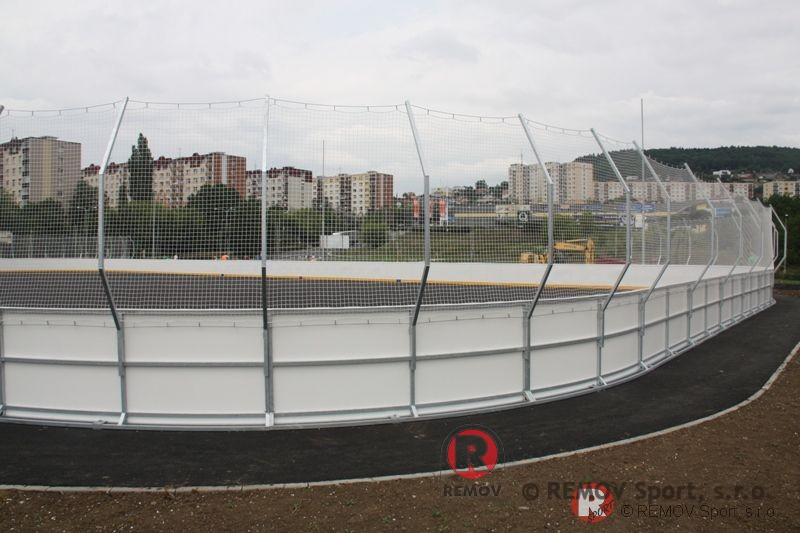 Profesjonalne bandy do hokejbal - EURO HOKEJBAL