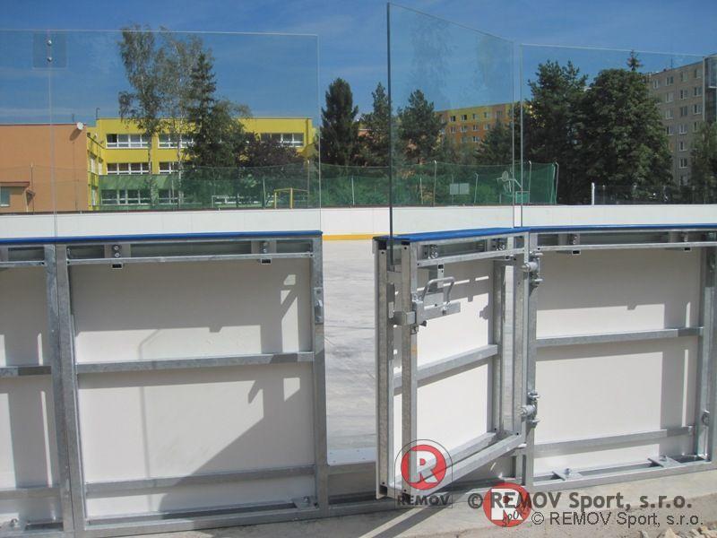 Bandy do hokejbal - EURO HOKEJBAL - systém otevírání