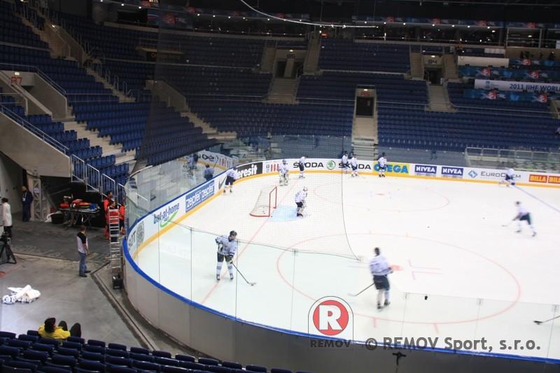Hockey boards EURO EXTRA - panorama