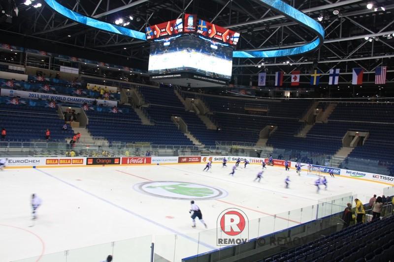 Hokejowe bandy EURO EXTRA