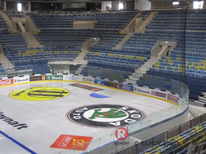 Professional hockey boards EURO EXTRA