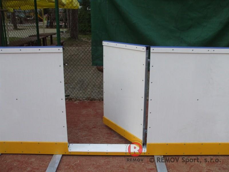Mobile boards - door