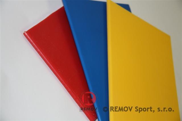 Nahradní díly - desky PE-HD různé barevné provedení