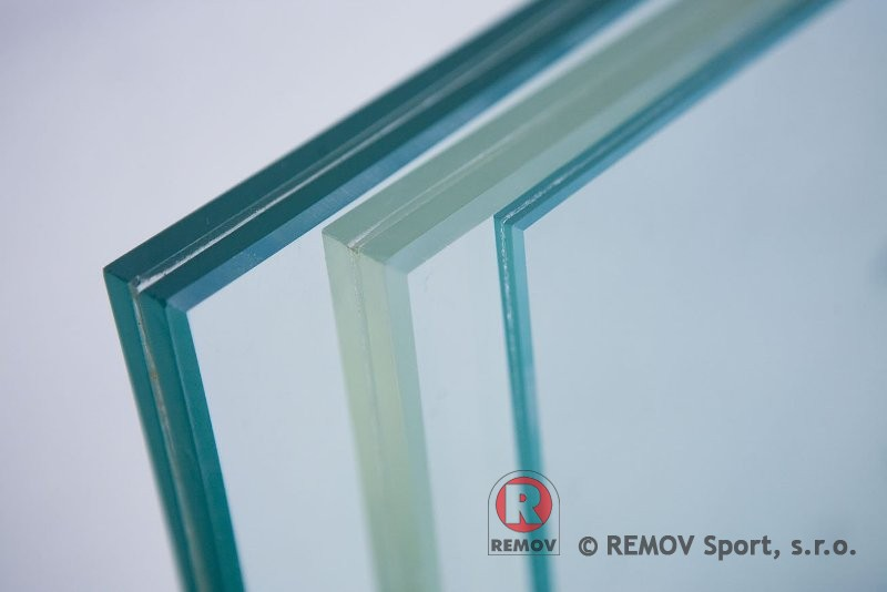 Náhradní díly - bezpečnostní kalené sklo