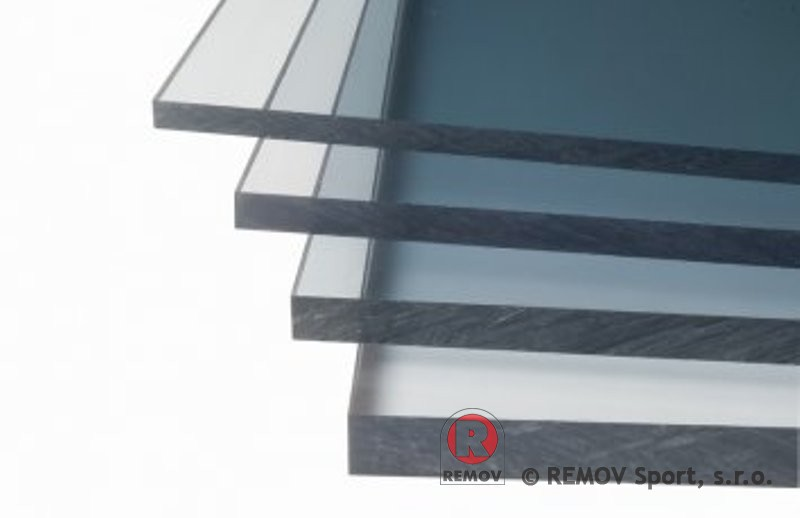 Náhradní díly - plexisklo, polykarbonát plný