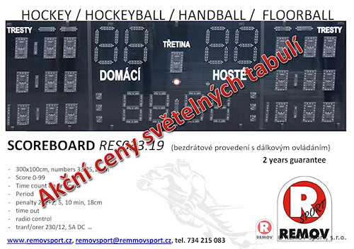 Accessories - wireless scoreboard (SCOREBOARD)